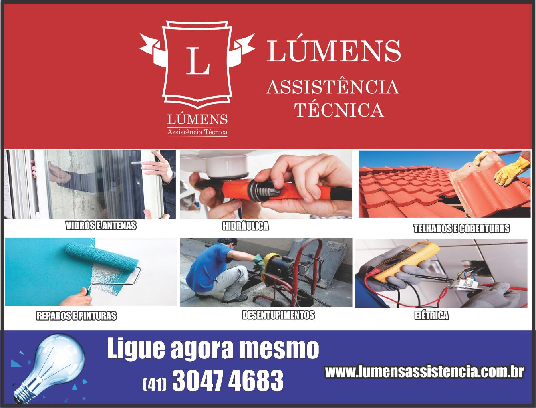 Lumens Assistência - 3047-4683