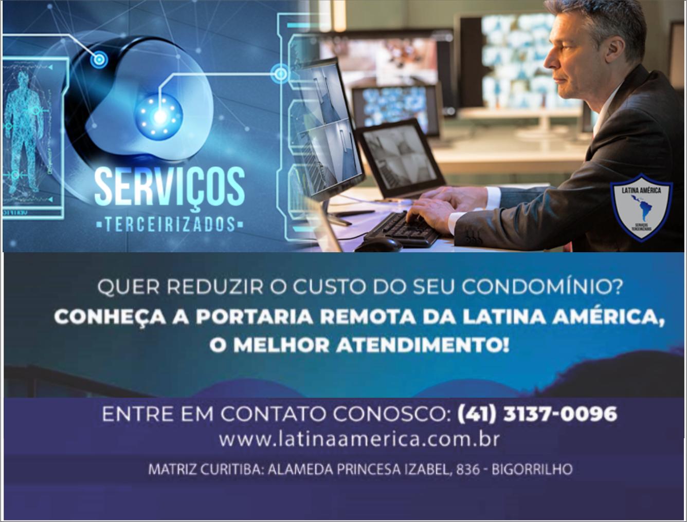 Latino América Serviços - 3137-0096  99893-5292