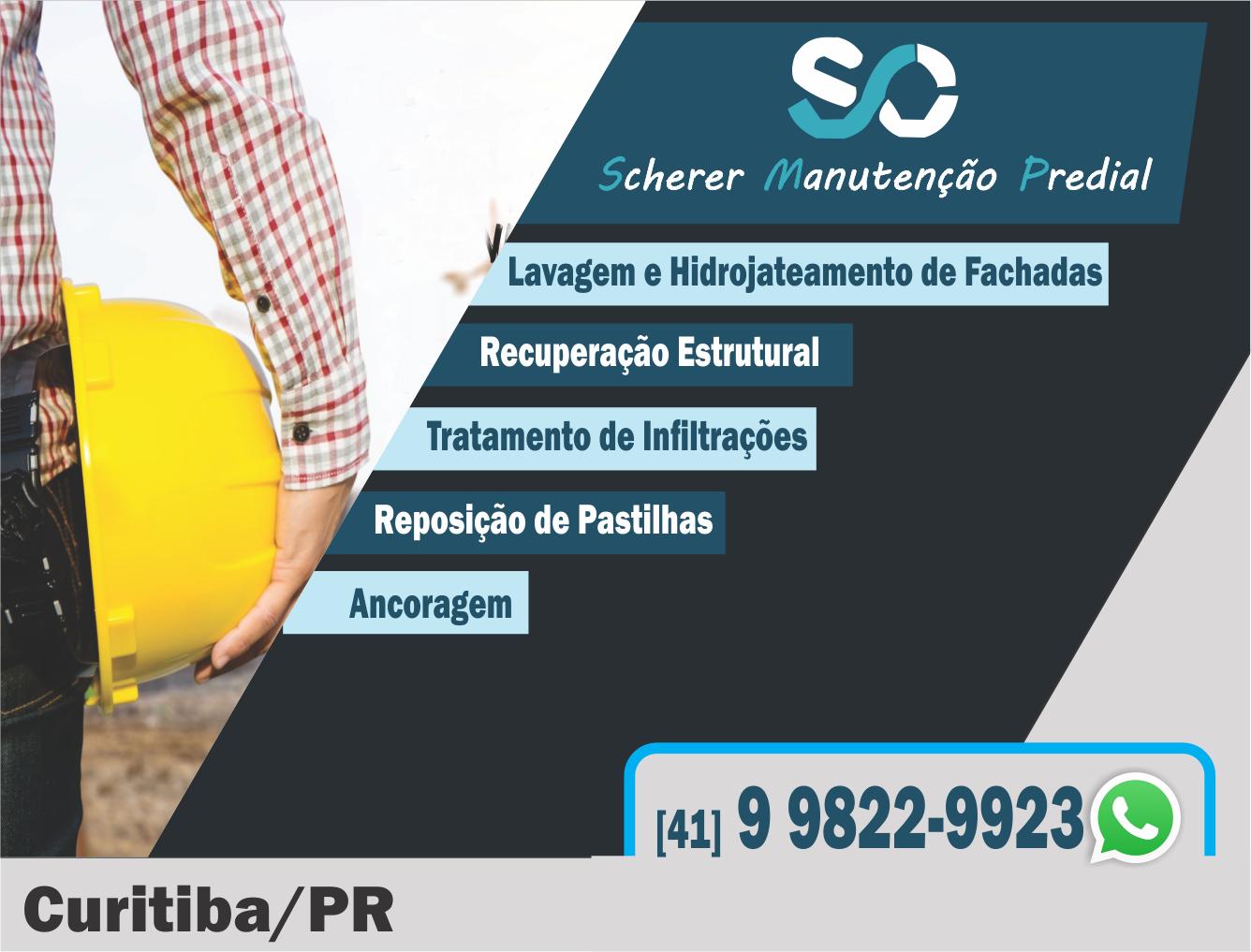 Scherer Manutenção Predial - 99822-9923