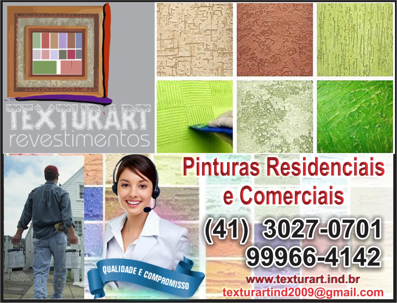 Texturart Revestimentos - (41) 3027-0702 / (41) 99966-4142