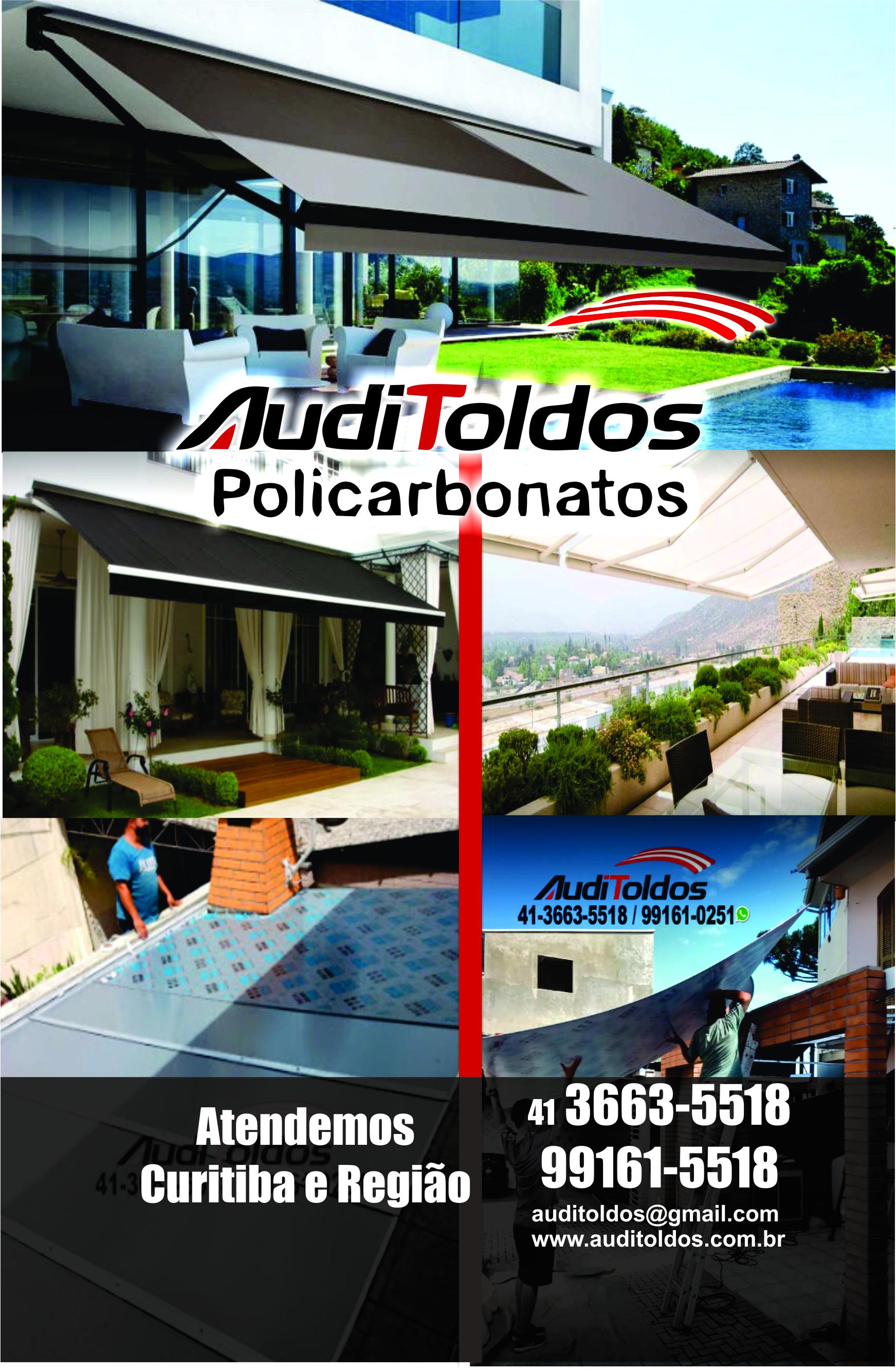 Audi Toldos      Fones: (41)98406-0251