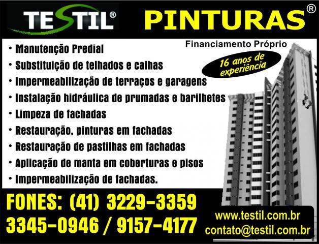 Testil Pinturas - (41)99157-4177