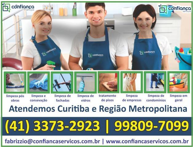 Confiança Serviços - 3373-2923 / 99809-7099